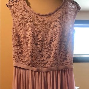 Lace David's Bridal Dress